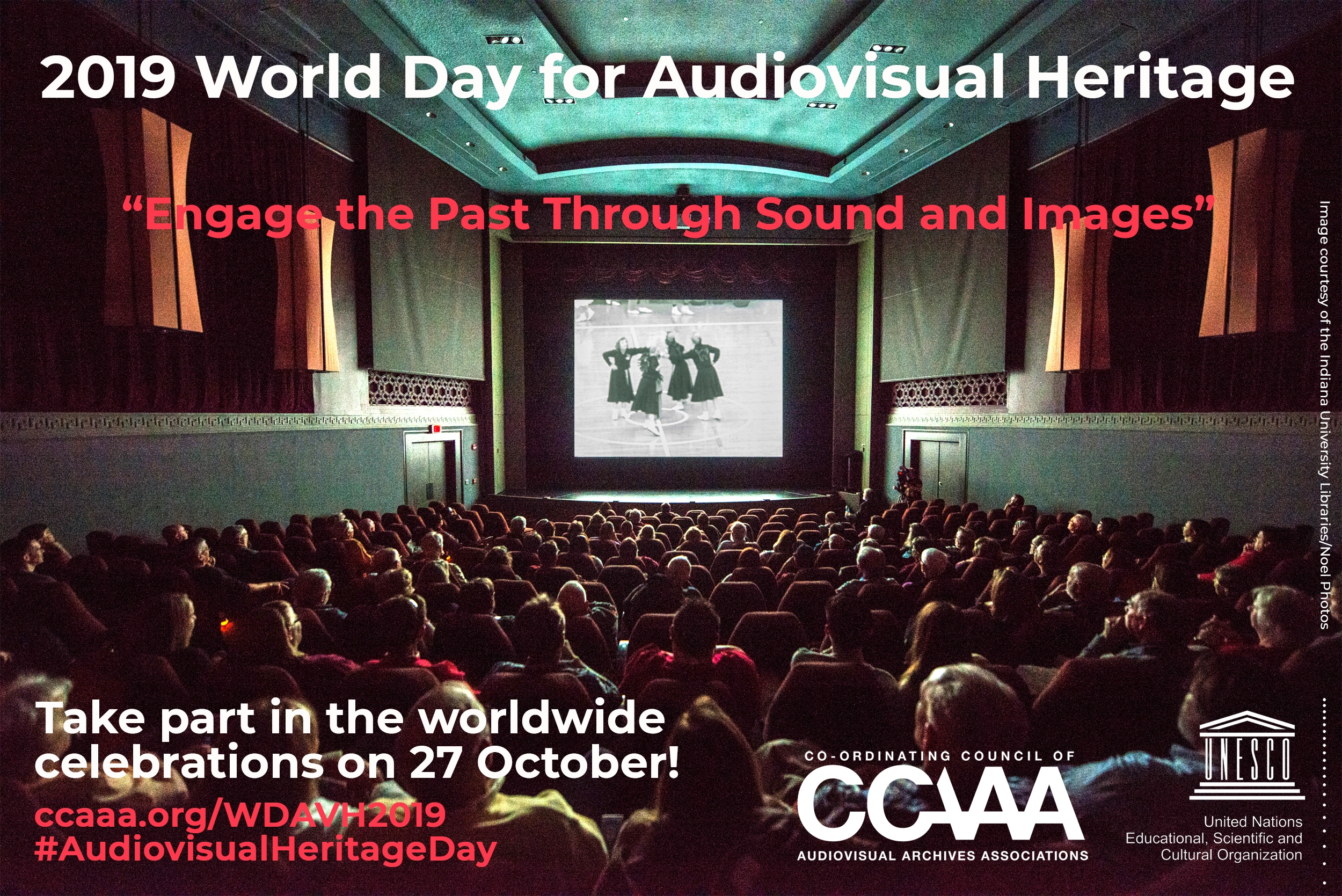 Fiat Ifta Join The Celebrations Of World Day For Audiovisual Heritage